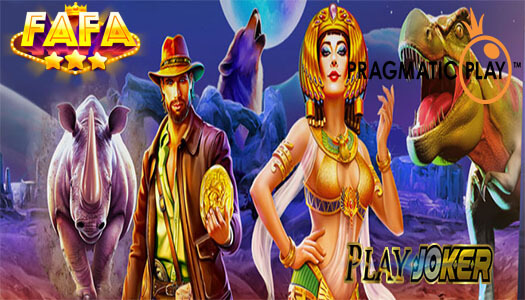 Slot Game Hot Safari Fafaslot Pragmatic Play